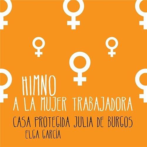 Amazon.com: Himno a la Mujer Trabajadora (feat. Elga García ...