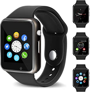 321OU Smart Watch Touch Screen Bluetooth Smart Wrist Watch Smartwatch Phone Fitness Tracker SIM SD Card