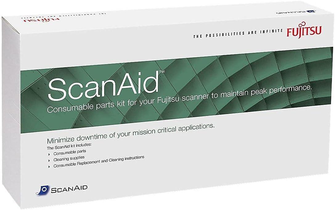 Fujitsu ScanAid Kit CG01000-530501