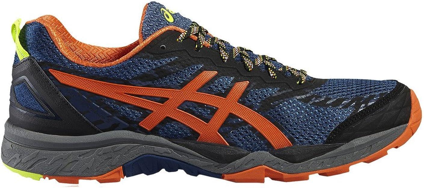 ASICS Gel Fujitrabuco 5, Chaussures de Trail Homme : Amazon.fr ...