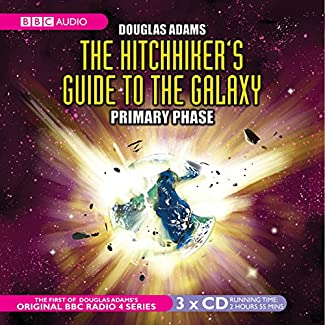 The Hitchhiker's Guide To The Galaxy - Primary Phase
