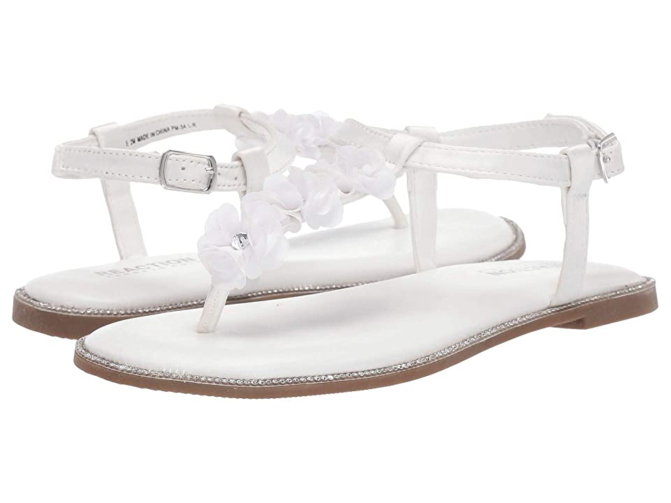 Kenneth Cole Reaction Kids Brie Fiore (Little Kid/Big Kid) (White) Girl