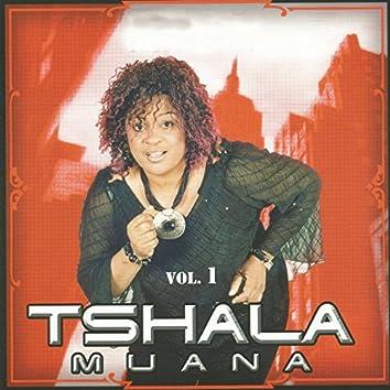 Tshala Muana, Vol. 1