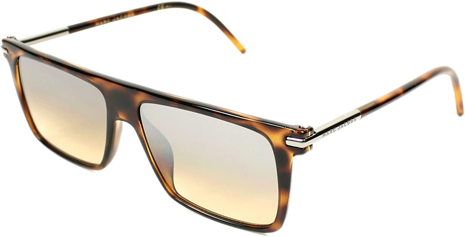 Marc Jacobs Marc 46 S TLRGG (Havana with Brown Gradient with Silver mirror effect lenses)