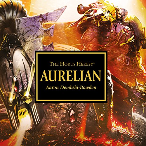 Aurelian audiobook cover art