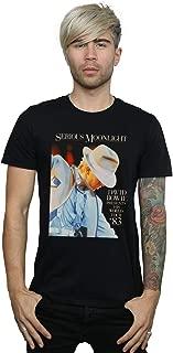 David Bowie Men's Serious Moonlight T-Shirt