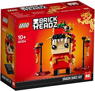 LEGO Dragon Dance Guy - Celebrate The Chinese