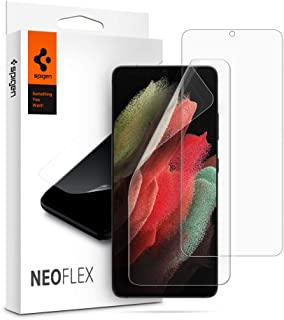 Spigen NeoFlex Screen Protector for Samsung Galaxy S21 Ultra - 2 Pack