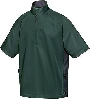 Tri-Mountain All Season Half Zip Short Sleeve Windshirt - 2610 Icon