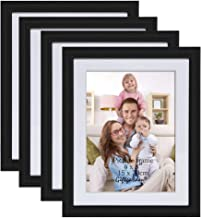 Giftgarden 6x8 Inch Wall Hanging Picture Frame for Home Decor Photo 8x6, Set of 4 PCS