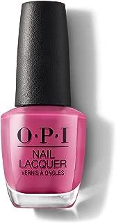 OPI Nail Lacquer, Aurora Berry-alis