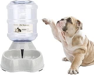 2 gallon dog water bowl