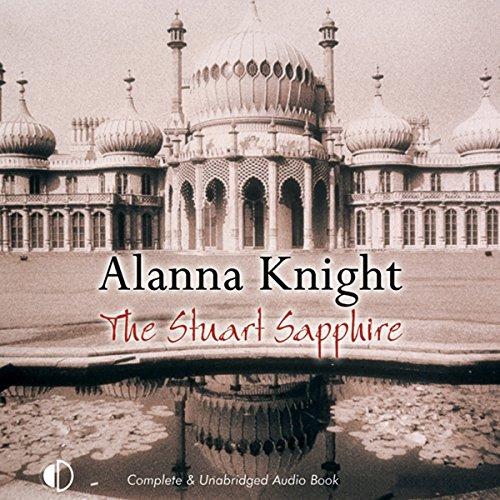 The Stuart Sapphire: cover art