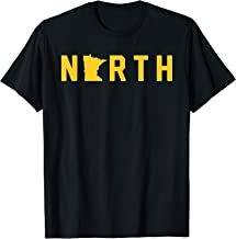 True North Minnesota 10,000 Lakes T-Shirt