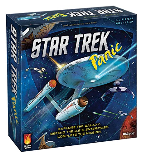 USAopoly Star Trek - Panik Brettspiel