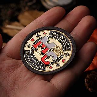 topt mili ecusson Roulette Casino d/és Poker Carte thermocollant 12cm patche Badge Loto