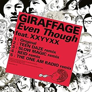 Even Though (feat. XXYYXX) - EP
