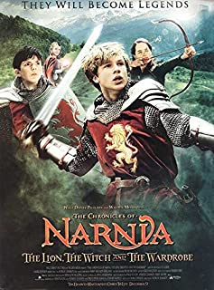 Movie Posters Chronicles of Narnia: The Lion, The Witch and The Wardrobe - 27 x 40