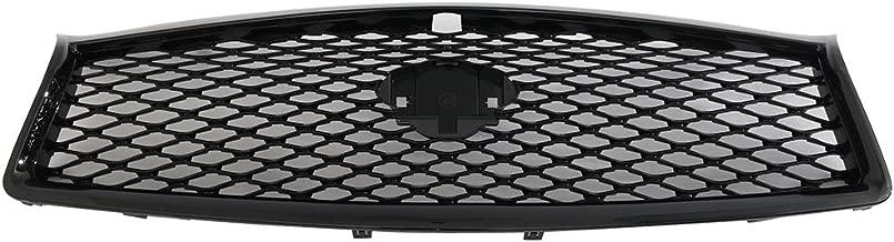 infiniti q50 black grille