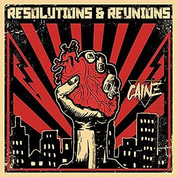 Resolutions & Reunions