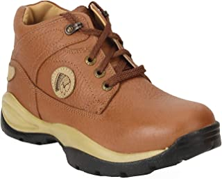 Red Chief Elephant Tan Casual Shoes for Men (RC2055-D 107)