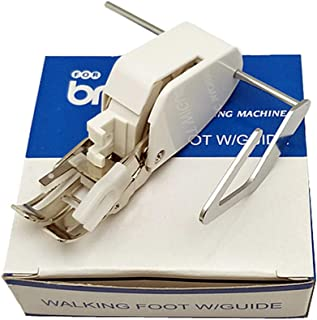 YEQIN Even Feed Walking Foot Sewing Machine Presser Foot SA140 for Brother Sewing Machine