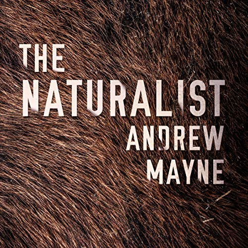 The Naturalist  By  cover art