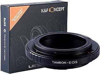 K&F Concept Tamron-EOS Objektivadapter,Adapter Ring,Adapter Canon,Objektiv Adapterring für Tamron Adaptall II Objektiv auf...