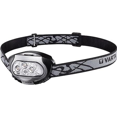 la p/êche Phare de Charge USB Super Bright Lampe de t/ête LED /étanche ext/érieure avec aimants durgence pour Le v/élo Le Camping HELEVIA Lampe Frontale /à LED