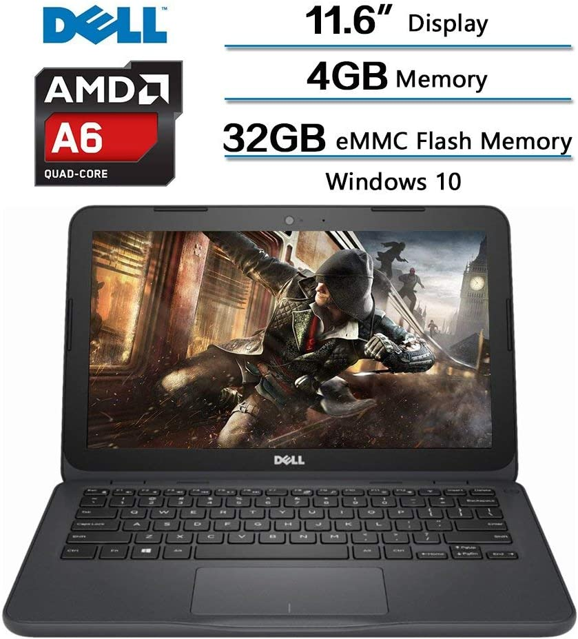 Dell Inspiron 11.6 Discount is also underway inch Laptop A6-9220e free AMD Display 11.6in HD