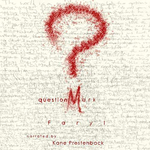 questionMark audiobook cover art
