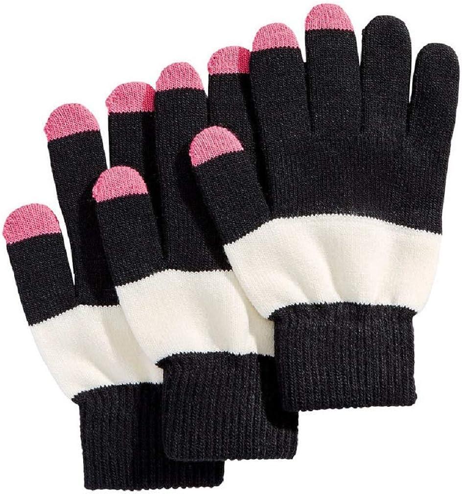INC International Concepts Women's1 Pair +1 Extra Tech Winter Glove Set