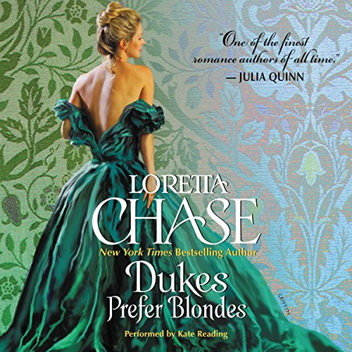 Dukes Prefer Blondes audiobook cover art