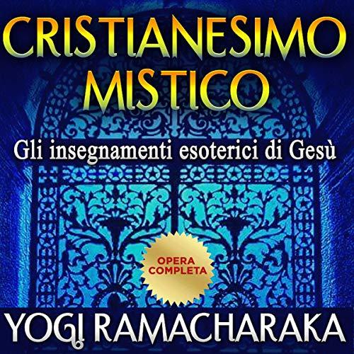Cristianesimo mistico copertina
