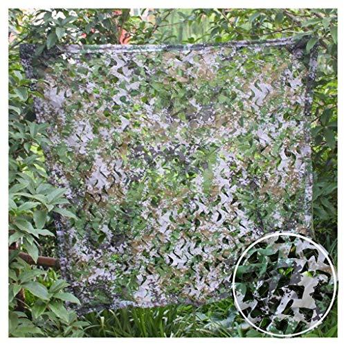 Tarnnetz Bundeswehr 6x4, Schattierungsnetz 10x10m Woodland Camo Netz Sonnenschutznetz Für Gewächshaus Garten Camping Militär Jagd Schießen Verstecken Schattierungsnetz 2x3m 3x3m 4x5m 6x6m 8x8m
