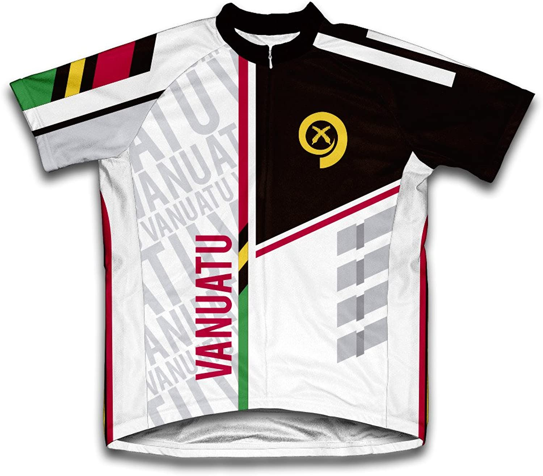Vanuatu ScudoPro Short Sleeve Cycling Jersey for Men