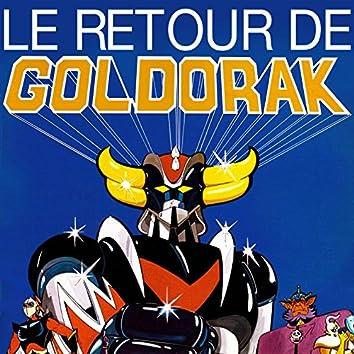 Le retour de Goldorak (Bande originale de la série TV)