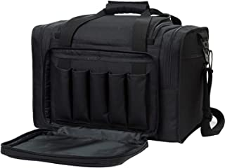 sunland Pistol Range Bag Tactical Shooting Gun Range Bag with Penty of Room for Handguns Lightweight Durable
