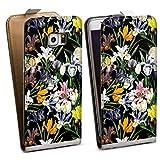 DeinDesign Étui Compatible avec Samsung Galaxy S6 Edge Plus Étui à Rabat Étui magnétique...