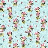 Fabulous Fabrics Baumwollstoff Disney Minnie Mouse 2 –