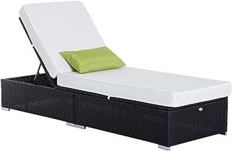 TecTake Set di sedia a sbalzo per sala da pranzo | disponibile in diversi colori e quantit/à 4x nero | Nr. 402553