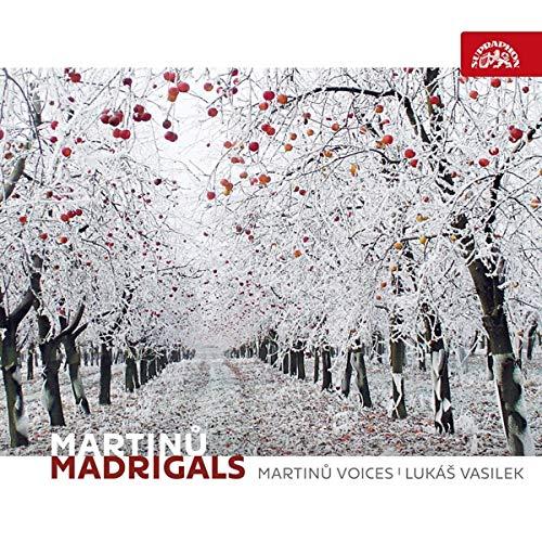 Martinu: Madrigale