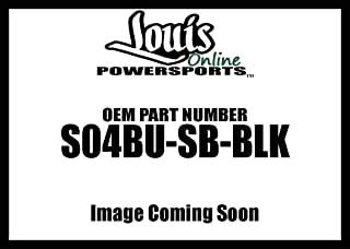Hotbodies Racing SBK2 UTAIL W/LED HAYA BLK Body Plastics SBK2 Undertail BLK HAYABUSA 00-03 - S04BU-SB-BLK