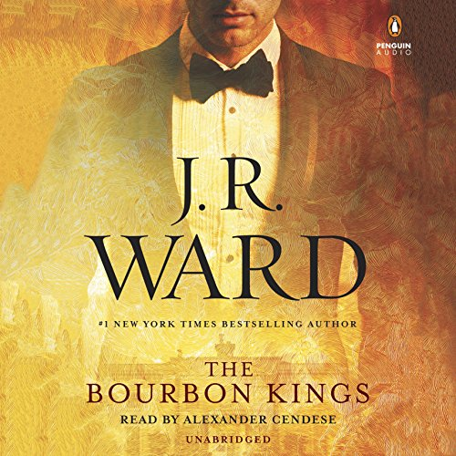 The Bourbon Kings audiobook cover art