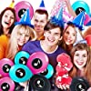 Tic Toc Birthday Party Decorations Supplies, Music Themed Party Supplies, Balloon Party Decoration for Boys And Grils, #3