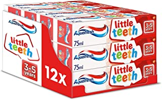 Aquafresh Baby Toothpaste, Milk Teeth 0-2 Years, 50 ml