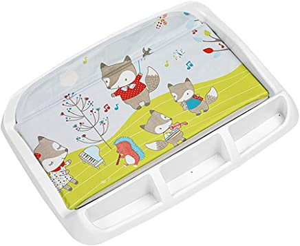 Unique Design Multi-Function Portable Newborn Baby Changing Table  Massage Care Table  Nursery Organizer for Infant  Five Styles are Available