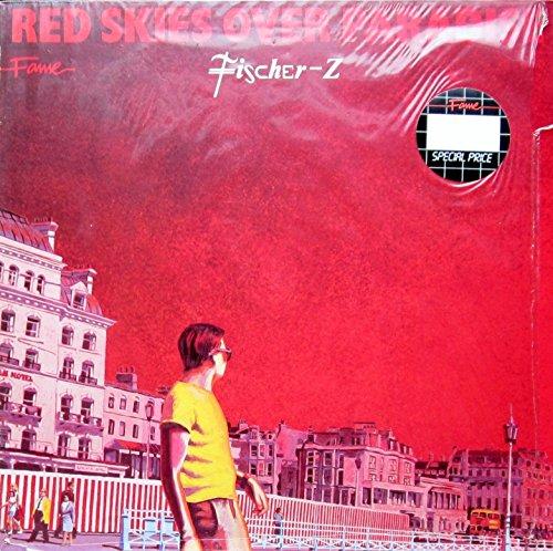 Red skies over paradise (1981) [Vinyl LP]