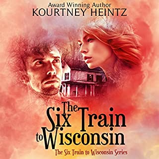 The Six Train to Wisconsin, Volume 1 audiobook cover art