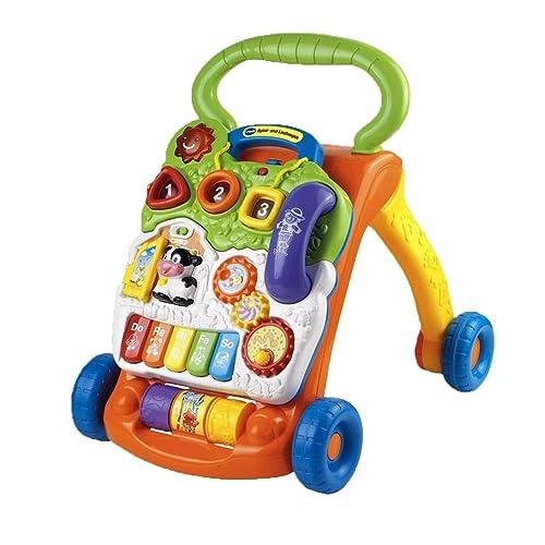 c6138f11a2ea77 VTech Baby 80-077064 - Spiel und Laufwagen